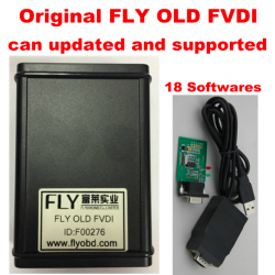 FVDI FULL ABRITES FLY VERSION!!!! Commander with 18 Softwares no dongler need